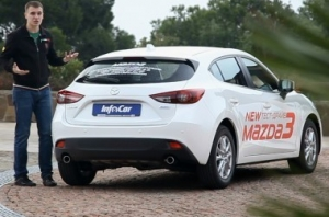 Mazda3 2014 - претензия на лидерство