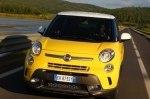 Тест-драйв Fiat 500L: Малыш вырос
