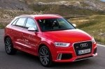 Тест-драйв Audi RS Q3: Фитнес