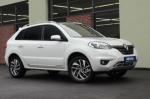 Тест-драйв Renault Koleos: Renault Koleos. Без места под солнцем