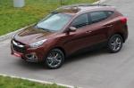 Тест-драйв Hyundai ix35 (Tucson ix): Hyundai ix35. Блага улучшений