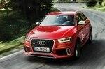 Тест-драйв Audi RS Q3: Лишняя буква