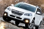 Тест-драйв Subaru Outback: Провинция-с