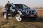 Тест-драйв Toyota Land Cruiser Prado: Toyota Prado 2014 - верность традициям