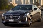 Тест-драйв Cadillac CTS: Без штангиста