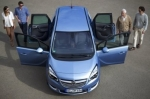 Тест-драйв Opel Meriva: Насквозь