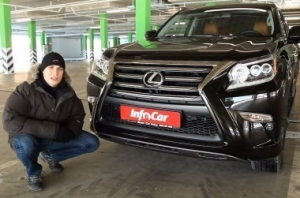 Lexus GX 460. Лучше чем Prado?