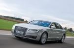 Тест-драйв Audi A8: Они такие разные