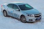 Chevrolet Malibu. Тени американских предков