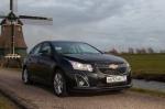 Тест-драйв Chevrolet Cruze: Новый уровень