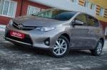 Тест-драйв Toyota Auris: Toyota Auris. В тени Corolla