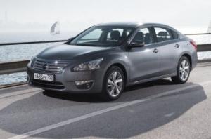 Nissan Teana 2014 - не та, что раньше?