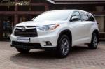 Тест-драйв Toyota Highlander: Toyota Highlander 2014 - первое знакомство