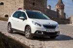 Тест-драйв Peugeot 2008: Peugeot 2008 1.2AT - тест на наших дорогах