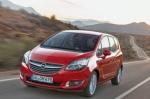 Тест-драйв Opel Meriva: Распахнутый вэн