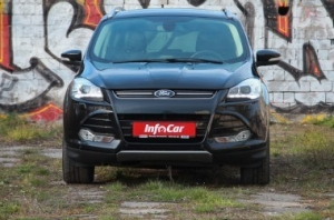 Ford Kuga. Дизель only