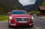 Тест-драйв Cadillac CTS: Евроинтеграция