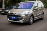 Тест-драйв Citroen Berlingo: Citroen Berlingo Multispace. Межклассовый