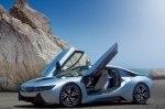 Тест-драйв BMW i8: Двери в завтра