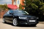 Тест-драйв Audi A8: Сентиментальный драйв