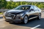 Тест-драйв Hyundai Genesis: Бурлаки на Волге
