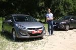 Тест-драйв Hyundai i30: Renault Megane 2014 VS. Hyundai i30