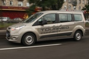 Ford Grand Tourneo Connect. Для семьи и для дела