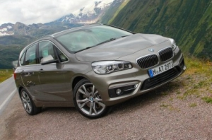 BMW 2 Active Tourer. Баварская революция