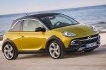Тест-драйв Opel ADAM: Opel Adam Rocks. Больше красок!