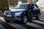 Тест-драйв Volkswagen Touareg: Volkswagen Touareg 2015. Ищем отличия