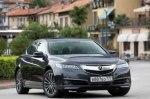 Тест-драйв Acura TLX: Кому таблеток от жадности?