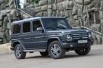 Тест-драйв Mercedes G-Class: Точка G