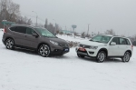Тест-драйв Suzuki Grand Vitara: Honda CR-V vs Suzuki Grand Vitara