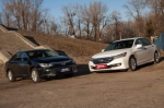 Тест-драйв Honda Accord: Toyota Camry vs Honda Accord