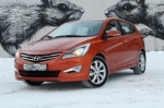 Тест-драйв Hyundai Accent: Успокоительное