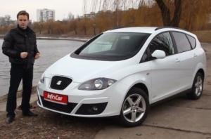 Вторичка: SEAT Altea XL 2009