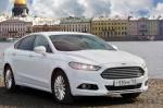 Тест-драйв Ford Mondeo: В погоню!