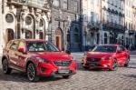 Тест-драйв Mazda 6: Mazda 6 и Mazda CX-5. Двойной рестайлинг
