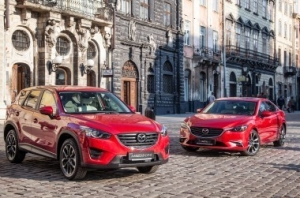 Mazda 6 и Mazda CX-5. Двойной рестайлинг