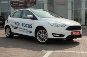 Ford Focus. Удержаться в лидерах