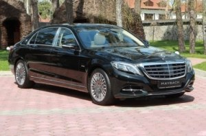 Mercedes-Maybach S-класс. Роскошь в новом формате