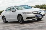 Тест-драйв Acura TLX: Acura TLX. По тропе возвращения