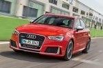 Тест-драйв Audi RS3: Под впечатлением