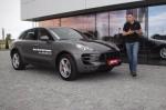 Тест-драйв Porsche Macan: Porsche Macan. Лучший Порш для города?