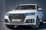 Тест-драйв Audi Q7: Белая зависть