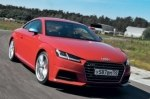 Тест-драйв Audi TTS: Перфекционист