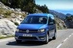 Тест-драйв Volkswagen Caddy: Фургон в обертке
