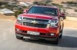 Тест-драйв Chevrolet Tahoe: Силовик
