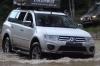 Mitsubishi Pajero Sport. Экспедиция в сердце Карпат