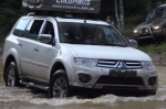 Тест-драйв Mitsubishi Pajero Sport: Mitsubishi Pajero Sport. Экспедиция в сердце Карпат
